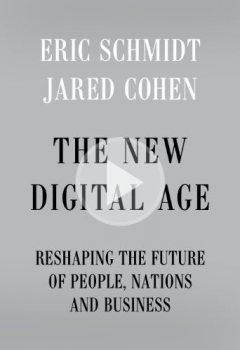 The New Digital Age, Jared Cohen