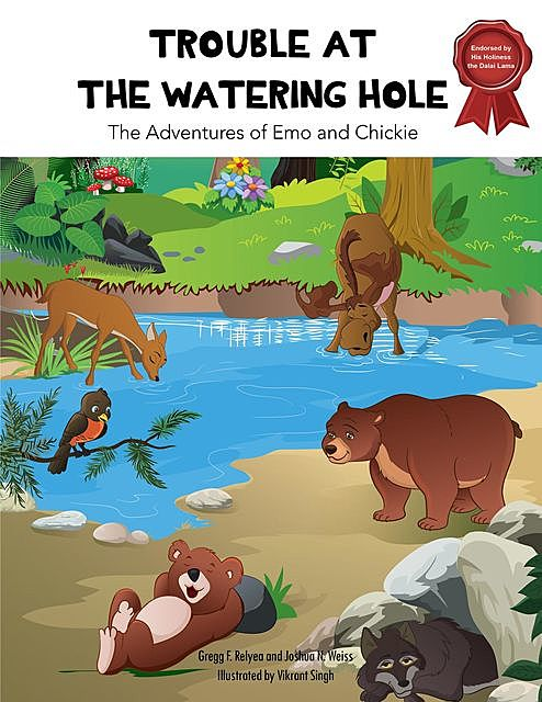 Trouble at the Watering Hole, Gregg F. Relyea, Joshua N. Weiss