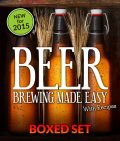 Beer Brewing Made Easy With Recipes (Boxed Set), Speedy Publishing