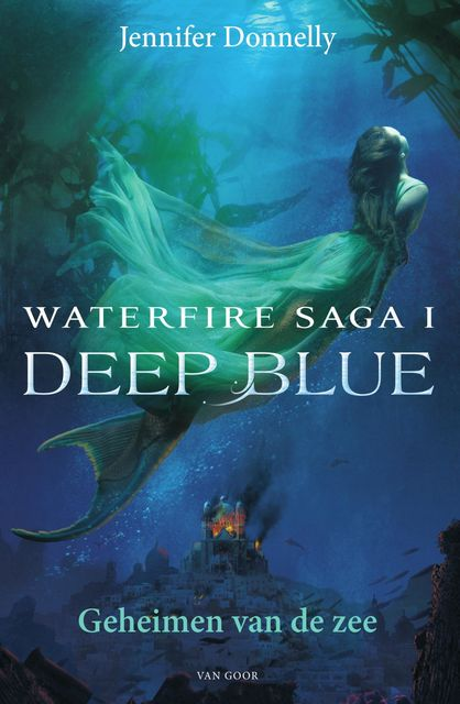 Deep blue, Jennifer Donnelly
