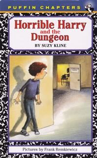 Horrible Harry and the Dungeon, Suzy Kline