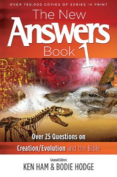 The New Answers Book Volume 1, Ken Ham