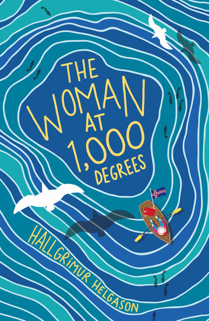 The Woman at 1,000 Degrees, Hallgrímur Helgason