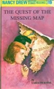 Nancy Drew 19: The Quest of the Missing Map, Carolyn Keene
