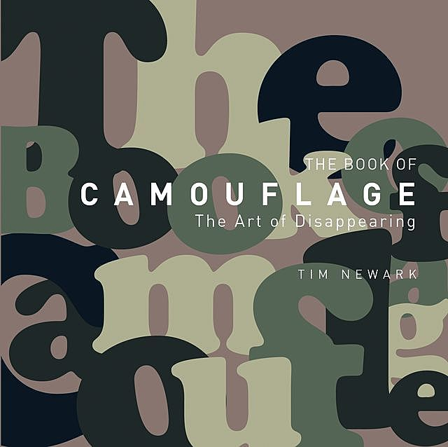 The Book of Camouflage, Tim Newark