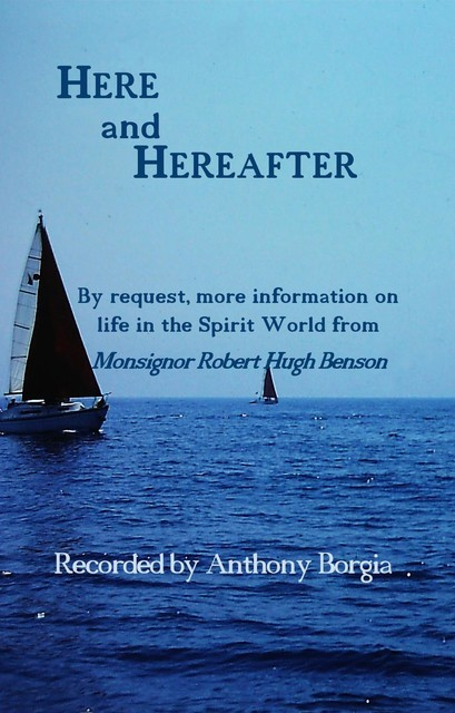 Here and Hereafter, Anthony Borgia