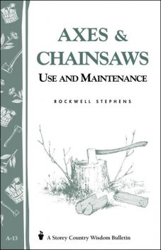 Axes & Chainsaws, Rockwell Stephens
