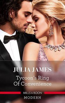 Tycoon's Ring Of Convenience, Julia James