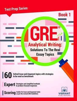 GRE Analytical Writing, Vibrant Publishers