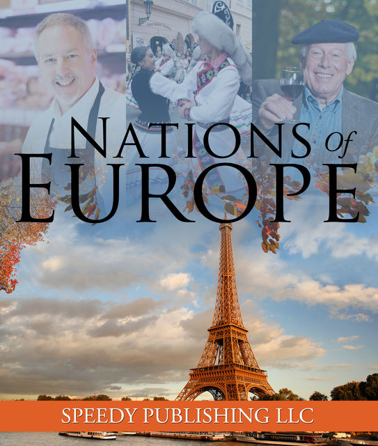 Nations Of Europe, Speedy Publishing