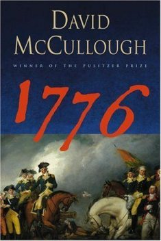 1776, David McCullough