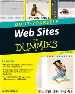 Web Sites Do-It-Yourself For Dummies, Janine Warner