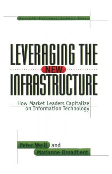 Leveraging the New Infrastructure, Peter Weill, Marianne Broadbent