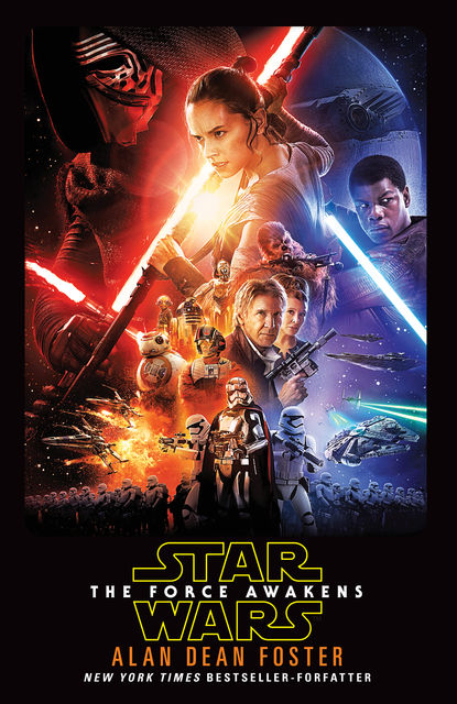 Star Wars – The Force Awakens (roman), Alan Dean Foster