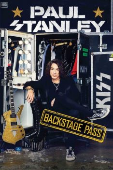 Backstage Pass, Paul Stanley