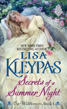 Secrets of a Summer Night, Lisa Kleypas