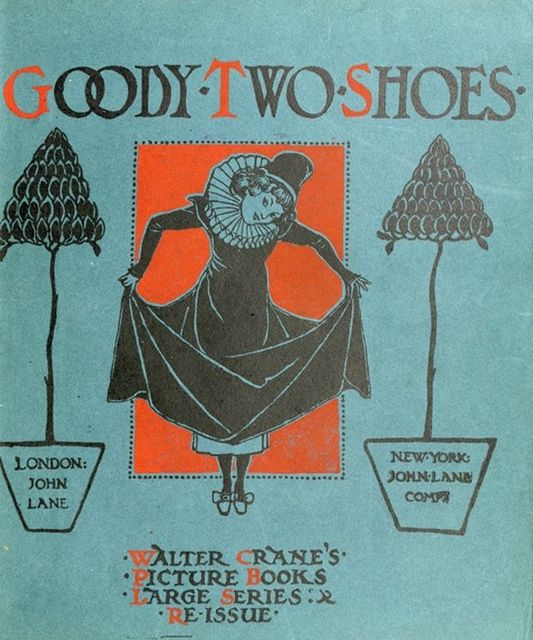 Goody Two Shoes, Walter Crane