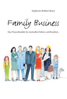 Family Business, Stephanie Robben-Beyer