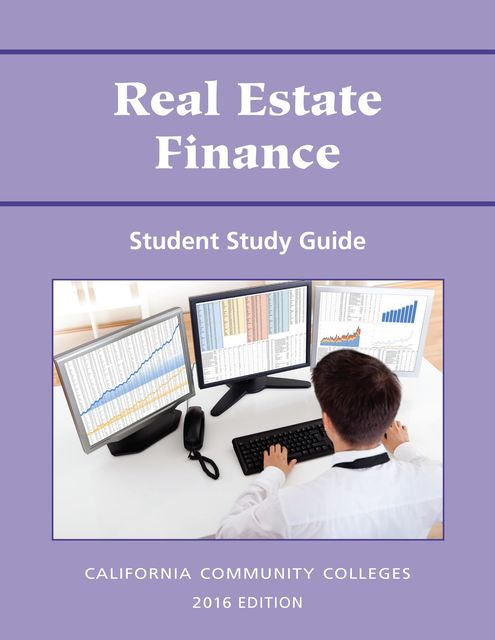 Real Estate Finance, BS Frederick C. Henning
