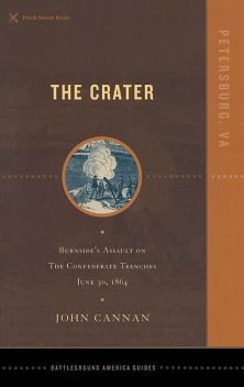 The Crater, John Cannon