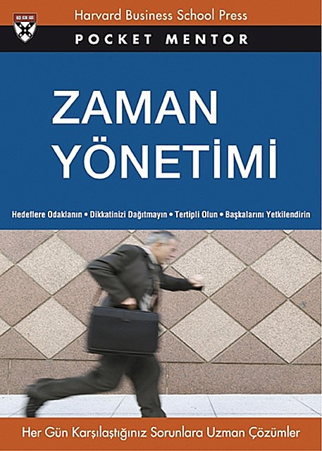 Zaman Yönetimi, Harvard Business Review
