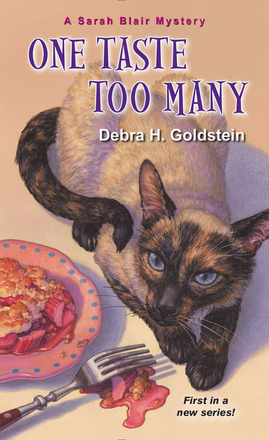 One Taste Too Many, Debra H. Goldstein