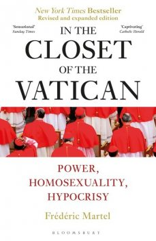 In the Closet of the Vatican, Frederic Martel