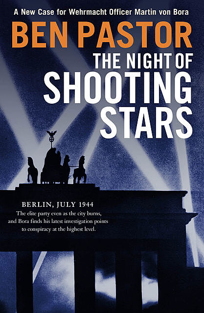 The Night of Shooting Stars, Ben Pastor