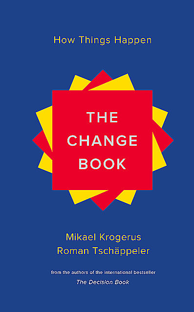 The Change Book, Mikael Krogerus, Roman Tschäppeler