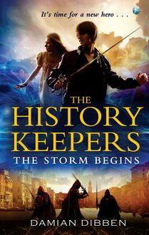 The History Keepers, Dibben Damian