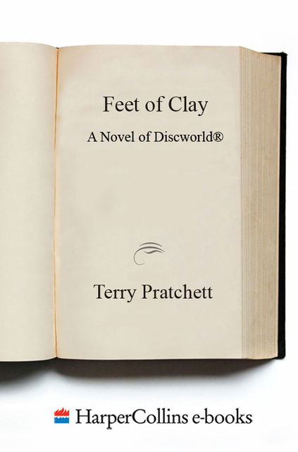 Discworld 19 - Feet of Clay, Terry David John Pratchett