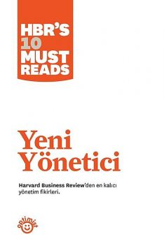 Yeni Yönetici, Harvard Business Review