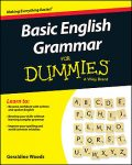 Basic English Grammar For Dummies – US, Geraldine Woods