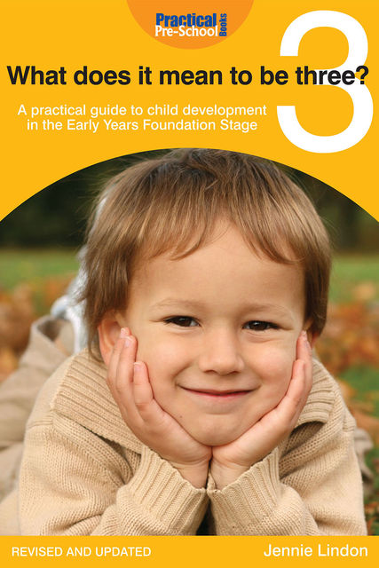What does it mean to be three?, Jennie Lindon