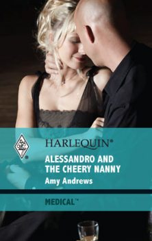 Alessandro and the Cheery Nanny, Amy Andrews