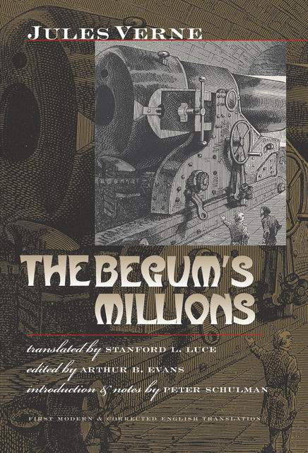 The Begum's Millions, Jules Verne