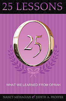 25 Lessons, Nancy Mehagian, Judith A Proffer