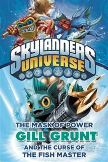 Mask of Power: Gill Grunt and the Curse of the Fish Master #2, Onk Beakman