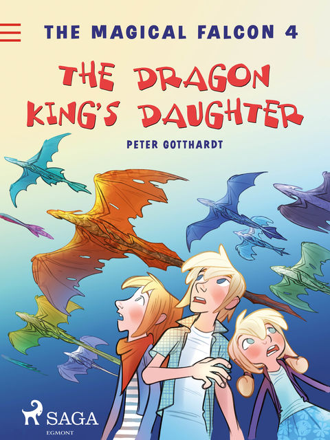 The Magical Falcon 4 – The Dragon King's Daughter, Peter Gotthardt