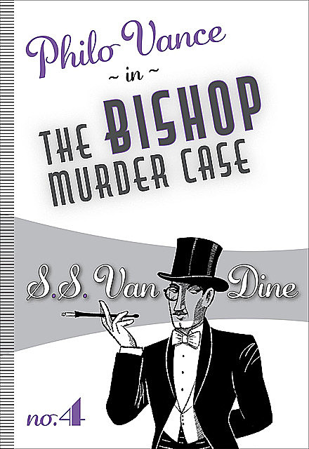 The Bishop Murder Case, S.S.Van Dine