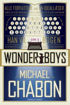 Wonderboys, Michael Chabon