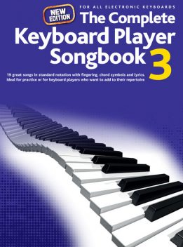 Complete Keyboard Player: New Songbook #3, Wise Publications