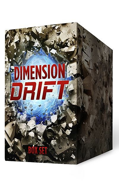 Dimension Drift Box Set, Christina Bauer