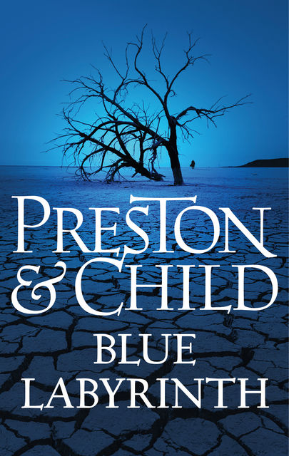 Blue Labyrinth, Preston Child