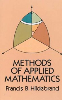 Methods of Applied Mathematics, Francis B.Hildebrand