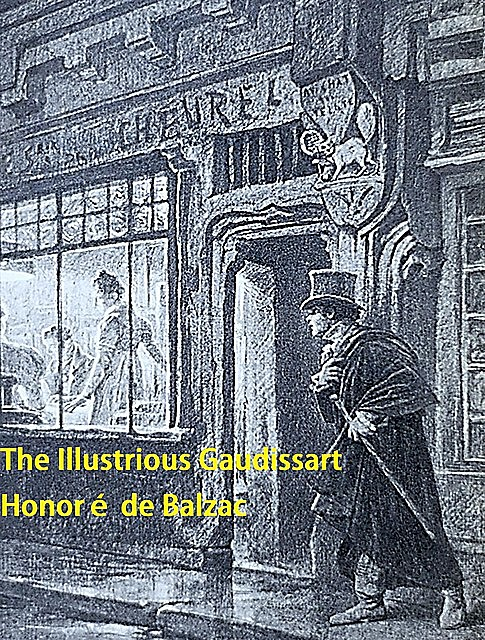 The Illustrious Gaudissart, Honoré de Balzac