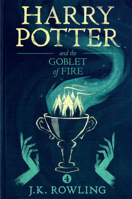 Harry Potter and the Goblet of Fire, J. K. Rowling