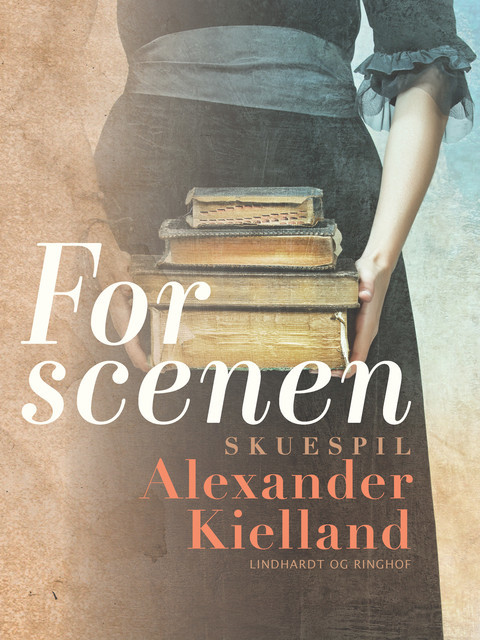 For scenen, Alexander Kielland