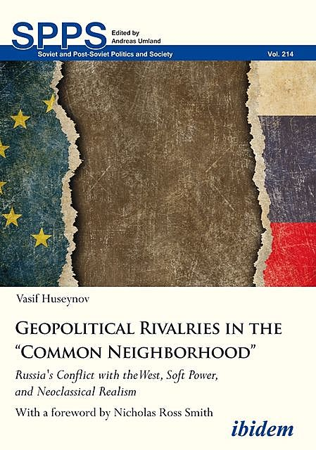 "Geopolitical Rivalries in the ""Common Neighborhood"", Vasif Huseynov"