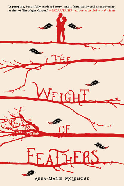 The Weight of Feathers, Anna-Marie McLemore